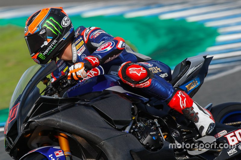 Michael van der Mark, Pata Yamaha WorldSBK Official Team