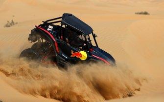 Max Verstappen, Alexander Albon, Red Bull Racing