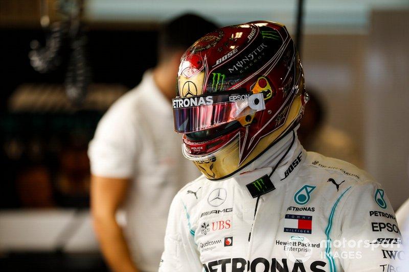 5 - Motivação: A tendência é que em 2020 a Mercedes se mantenha na frente e que Hamilton conquiste o sétimo título mundial, igualando o número de títulos e certamente quebrando recorde de vitórias de Schumacher.