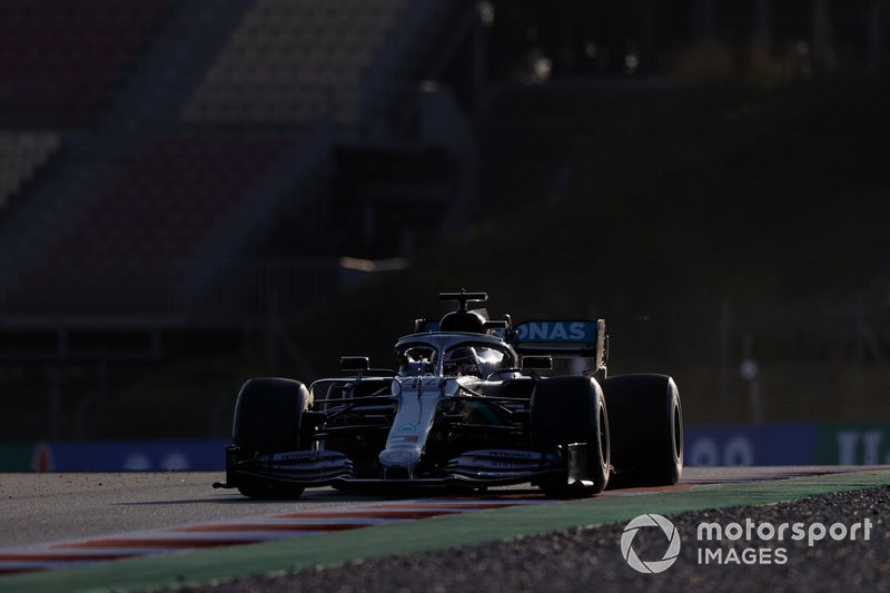 Льюис Хэмилтон, Mercedes F1 W11 EQ Power+