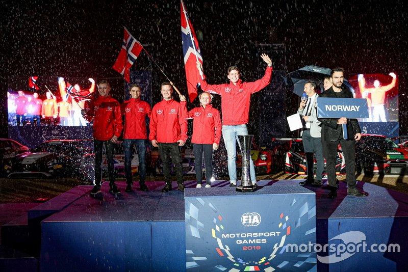 Equipo de Noruega