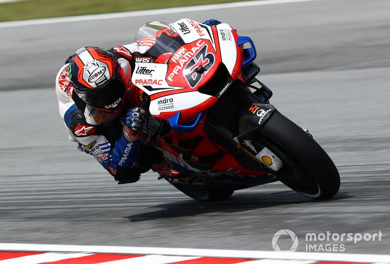 12 - Francesco Bagnaia, Pramac Racing