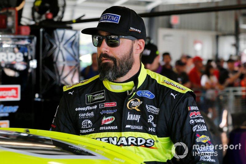 Paul Menard, Wood Brothers Racing, Ford Mustang Menards / Maytag