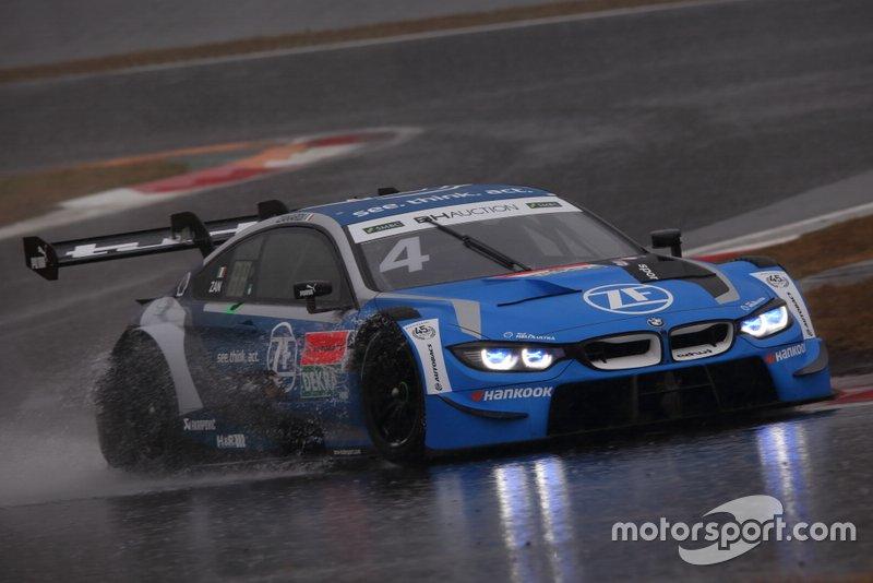 Alessandro Zanardi, #4 BMW M4 DTM