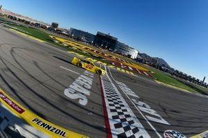 Race Winner: Joey Logano, Team Penske, Ford Mustang Pennzoil