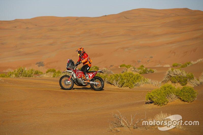 #57 KTM: Philippe Cavelius