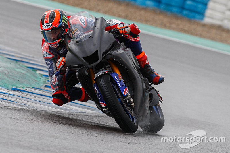 Michael van der Mark, Yamaha Pata