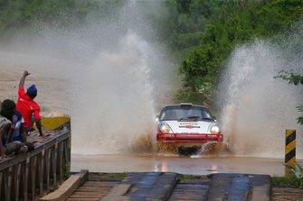 Kris Rosenberger, Nicola Bleicher, Porsche 911