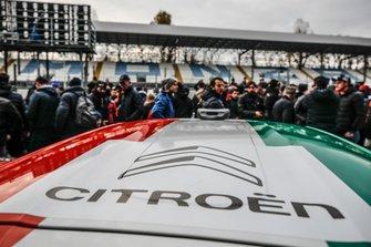 Luca Rossetti, Eleonora Mori, Citroen C3 R5, F.P.F. Sport