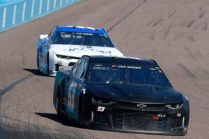 Joey Gase, Rick Ware Racing, Ford Mustang, B.J. McLeod, Petty Ware Racing, Chevrolet Camaro