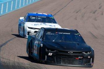 Joey Gase, Rick Ware Racing, Ford Mustang, Garrett Smithley, Petty Ware Racing, Chevrolet Camaro