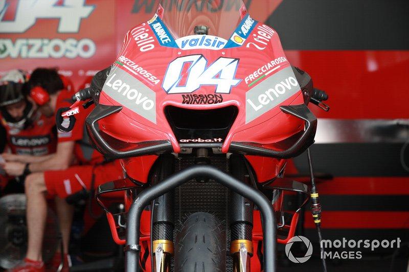 04 - Andrea Dovizioso, Ducati Team's Ducati