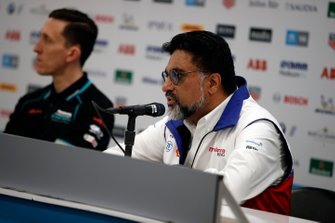 Dilbagh Gill, CEO, Team Principal, Mahindra Racing