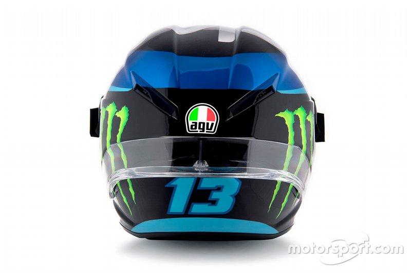 Casco di Celestino Vietti, Sky Racing Team VR46