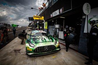 #999 Mercedes-AMG Team GruppeM Racing Mercedes AMG GT3: Felipe Fraga, Maximilian Buhk, Raffaele Marciello