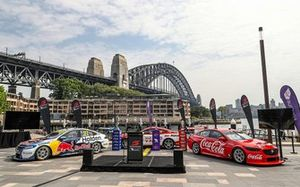 Supercars-Saisonpräsentation 2020 in Sydney