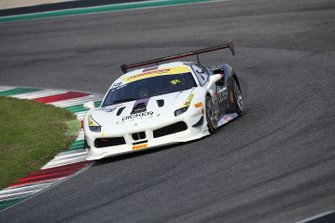 #549 Ferrari 488 Challenge, Continental Cars Auckland: David Dicker
