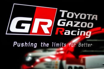 Logo: Toyota Gazoo Racing