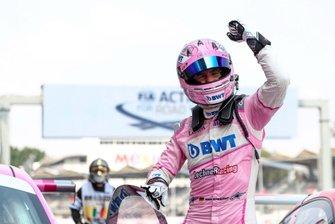 Yarış galibi Michael Ammermüller, BWT Lechner Racing