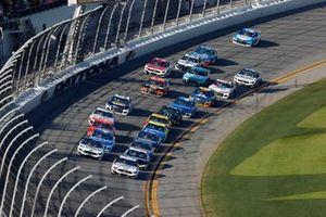 Ryan Newman, Roush Fenway Racing, Ford Mustang Koch Industries, Brad Keselowski, Team Penske, Ford Mustang Discount Tire
