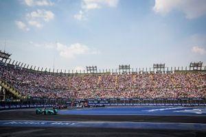 Mitch Evans, Jaguar Racing, Jaguar I-Type 4 Sébastien Buemi, Nissan e.Dams, Nissan IMO2, Andre Lotterer, Porsche, Porsche 99x Electric