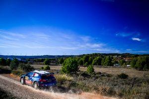 Gus Greensmith, Elliot Edmondson, M-Sport Ford WRT Ford Fiesta R5