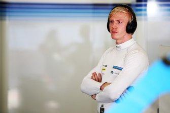 #31 Algarve Pro Racing Oreca 07 Gibson: Henning Enqvist