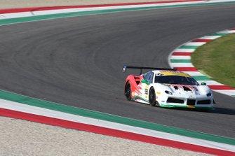 #328 Ferrari 488 Challenge, Ferrari of Palm Beach: Brian Davis