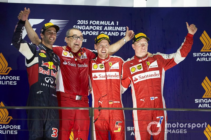 Szingapúr GP 2015