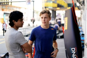 Liam LAWSON, MP Motorsport, Arjun Maini, Jenzer Motorsport