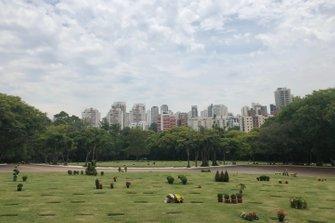 Morumbi-Friedhof in Sao Paulo