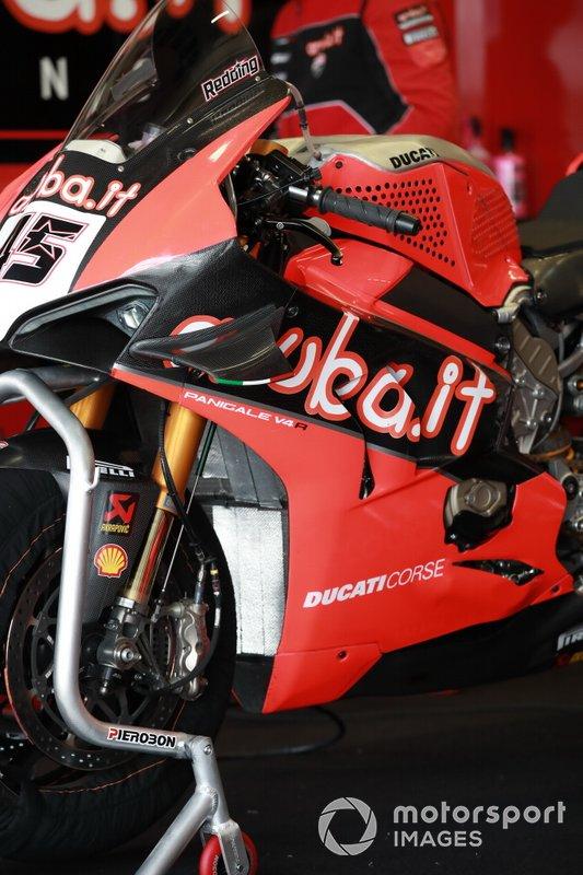Bike of Scott Redding, Aruba.it Racing Ducati