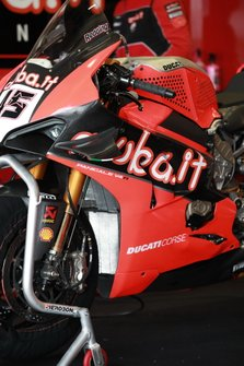 Bike of Scott Redding, Aruba.it Racing Ducati
