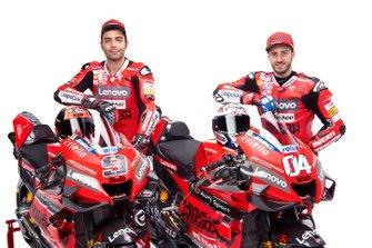 Danilo Petrucci, Ducati Team, Andrea Dovizioso, Ducati Team