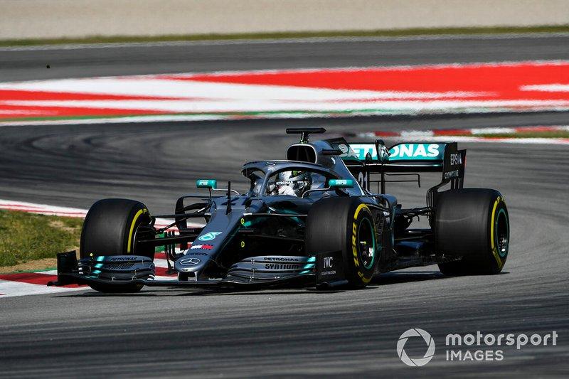 Nikita Mazepin, Mercedes AMG F1