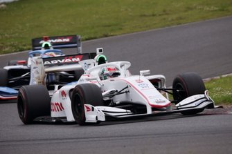 Naoki Yamamoto, Dandelion Racing, Alex Palou, Nakajima Racing