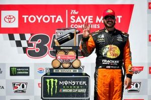 1. Martin Truex Jr., Joe Gibbs Racing, Toyota Camry Bass Pro Shops