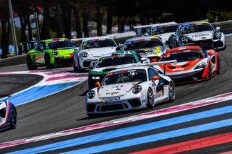 Eugenio Pisani, Porsche 991 GT3 Cup, Duell Race