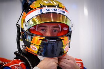#11 SMP Racing BR Engineering BR1: Stoffel Vandoorne