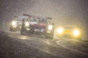 #80 Porsche 911 GT3 Cup: Andreas Simonsen, Patrick Kolb, Johannes Stengel