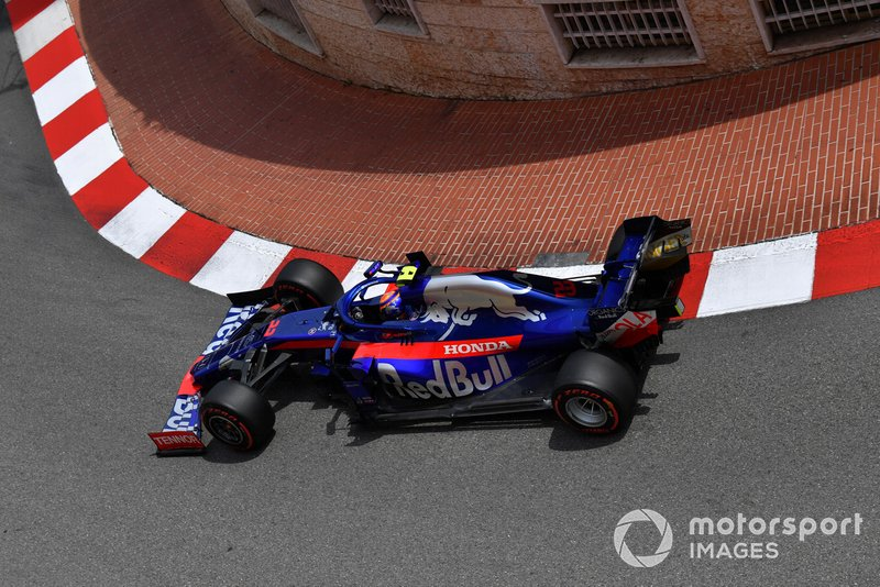 ¡8° en el GP de Mónaco!