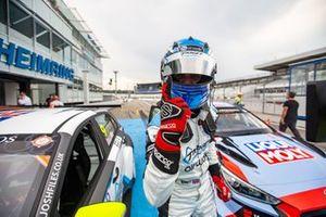 Race winner Josh Files, Target Competition Hyundai i30 N TCR