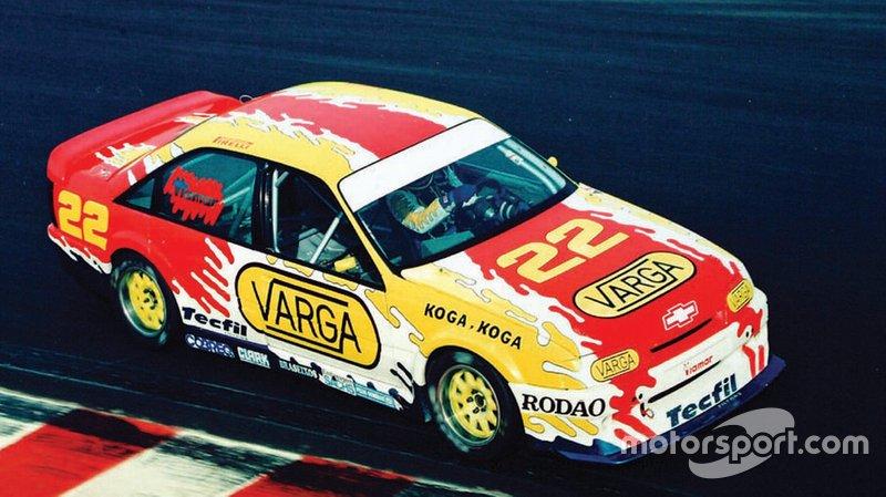 1995 - Paulo Gomes (4) - Chevrolet Omega
