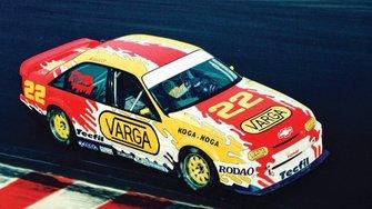 Em 1995, Paulo Gomes reagiu e conquistou o seu 4º e último título e quebrou a sequência de campeonatos de Ingo Hoffmann