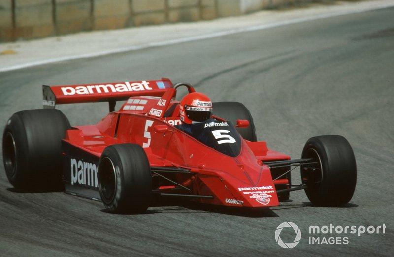 Niki Lauda, Brabahm BT48