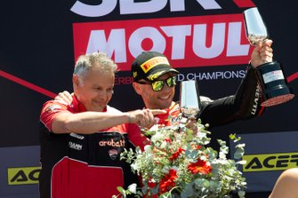 Serafino Foti, Alvaro Bautista, Aruba.it Racing-Ducati Team