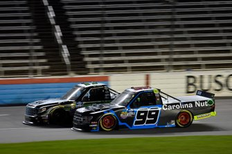 Tyler Ankrum, DGR-Crosley, Toyota Tundra RAILBLAZA, Ben Rhodes, ThorSport Racing, Ford F-150