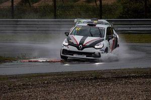 Albert Legutko, Renault Clio Central Europe, Zandvoort