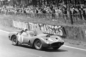 Paul Frère, Olivier Gendebien, Scuderia Ferrari SpA, Ferrari 250 TR 59/60