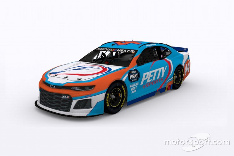 Mike Braas - Richard Petty Motorsports (PS4)